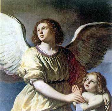 Prière : à mon Ange Gardien