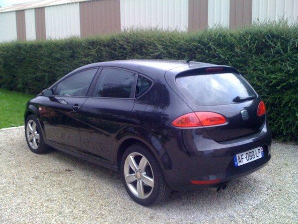 Ma Seat Léon 2
