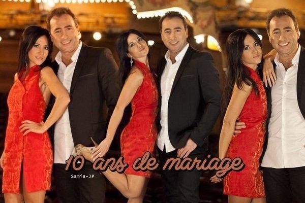 10 ans de mariage crea - Dix Ans De Mariage Thatre
