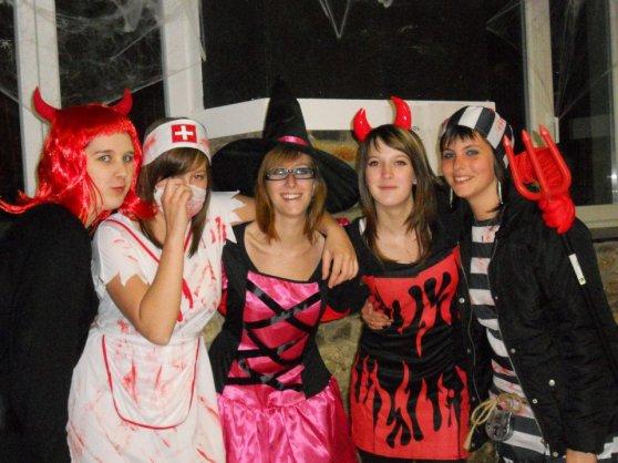Soirée Halloween =D