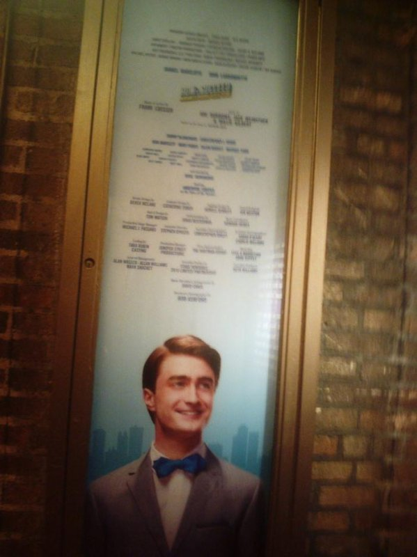 how to succeed new york 2011