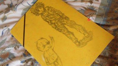 dessins pour tout ceux qui galèrent en cours XD