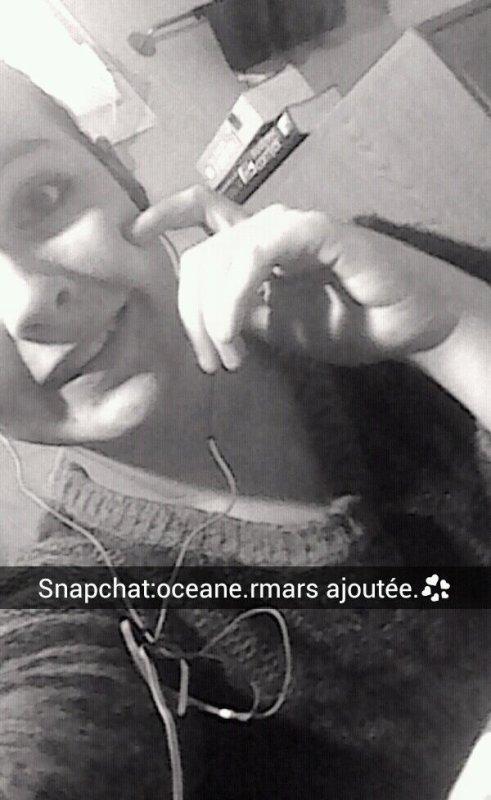 Snapchat.?