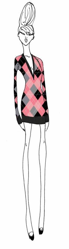 Les Stars et la mode | Amy Winehouse s'improvise créatrice pour Fred Perry Pour un style 100% rock!