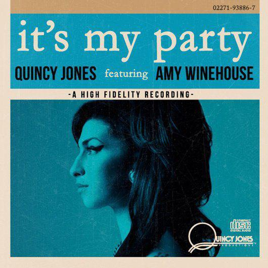 Amy Winehouse au top : découvrez sa reprise d'un hit de 1963 pour Quincy Jones !