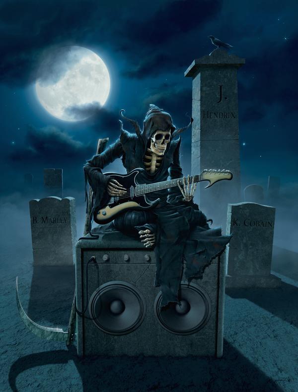Dark Music et autres , j'écoute de tout  multistyle  sauf le rap.