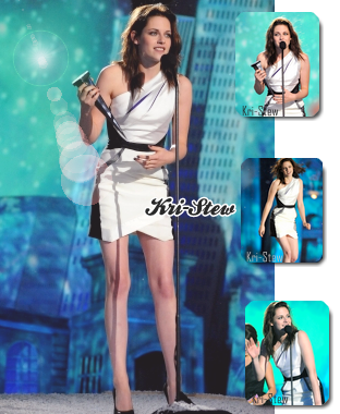 Kristen - 16 octobre - Scream Awards :