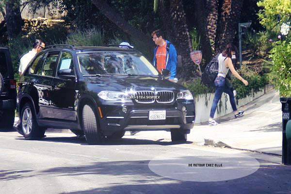Kristen - 21 juin : Los Angeles : ➲ Let's follow Kristen Stewart on Kri-Stew ©