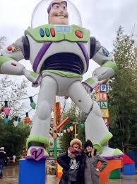 Les acteurs à Disney Land Paris! (Partie 2)