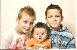 mes trois fils