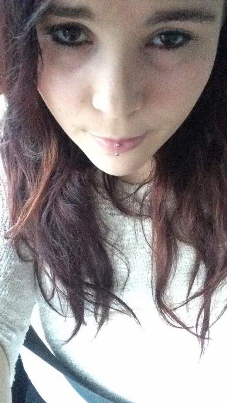 Nouveau piercing :)