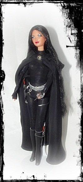 Tyra, la poupée