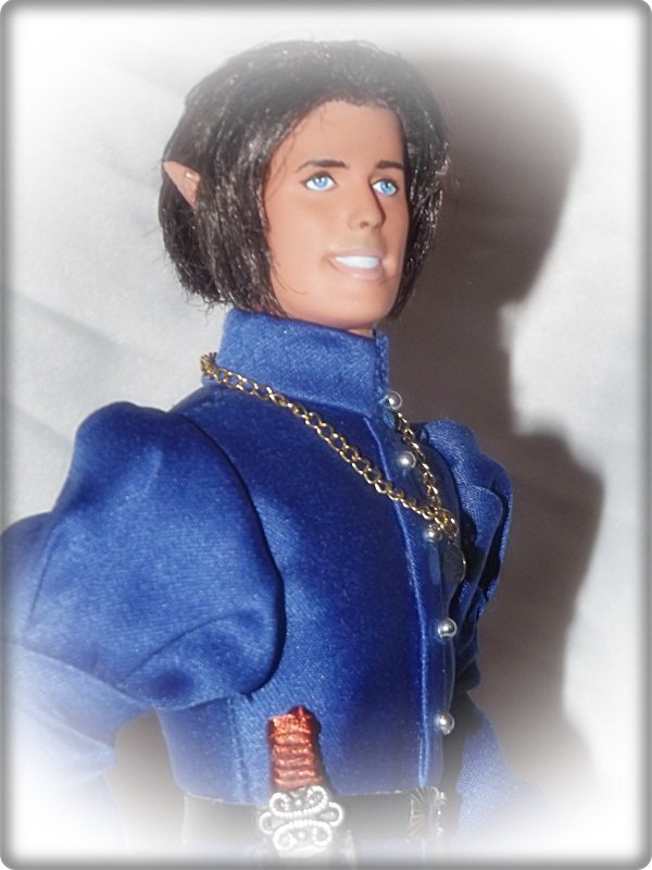 Adanën, la poupée