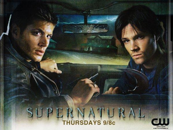 """""""Bon Sam, le premier qui tue le wendigo peut serrer la fille, j'espère que je vais gagner, elle est super sexy avec son mini-short! """" - Supernatural"""