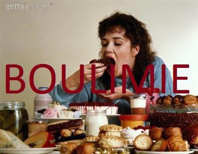 La boulimie, qu'est ce que c'est?