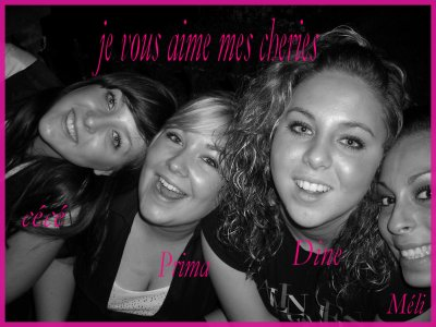 ......Mes cheries.......