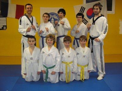 club taekwondo muret