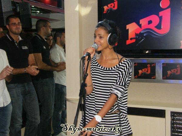 Shy'm chez Cauet (21.09.10) magnifique ♥♥