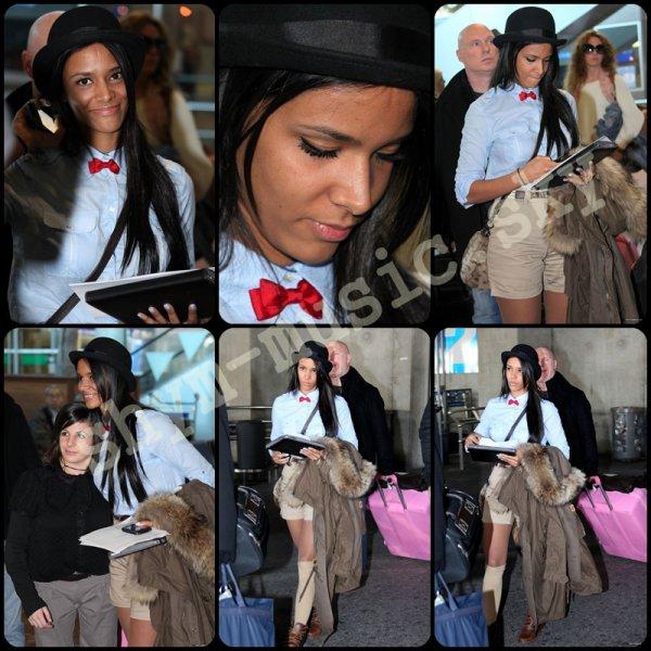 photos inédites de shymweb du petit séjour de Shy'm a Cannes!