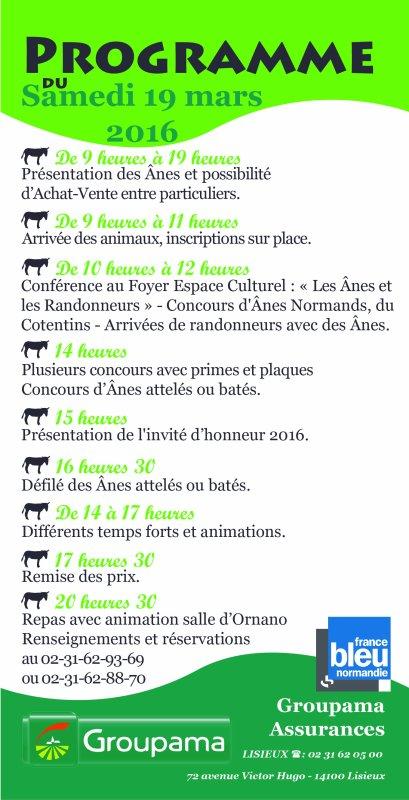21ème édition de la foire aux ânes de Moyaux