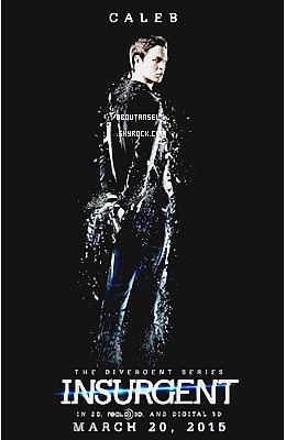 Insurgent - Movie Informations  February 2015 ____________________________________________ (♥) l'article pour être prévenu du prochain.