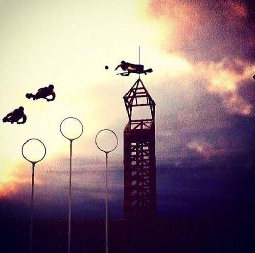 - Quidditch -