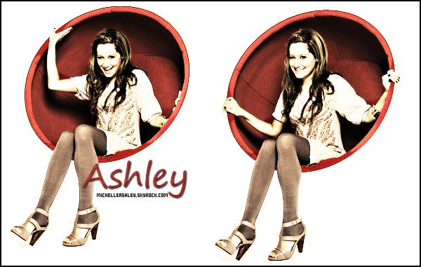 Bienvenue sur votre nouvelle source sur la belle et talentueuse Ashley Tisdale : MichelleAshley.skyrock.com