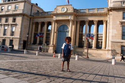 à l'Assemblée nationale, salle Lamartine, 101 rue de l'Université - 75007 Paris