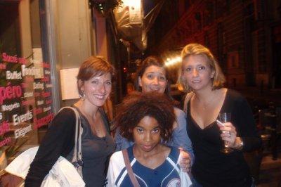 « BEFORE 2012 », des Jeunes Actifs de l'UMP, les Afterworks des trentenaires de l'UMP.