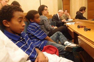 """Grand débat sur """"les jeunes en prison"""""""