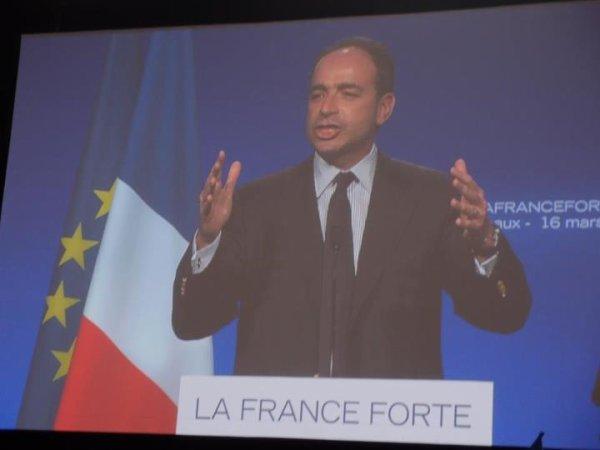 Jean-François Copé Secretaire General l' UMP