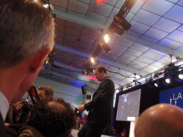 Nicolas Sarkozy Candidat présidentielle 2012