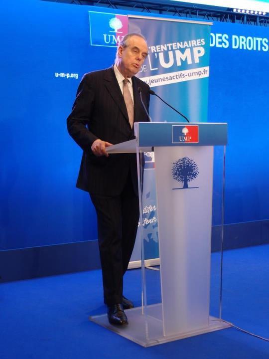 Frédéric MITTERRAND Ministre de la culture et de la  communication