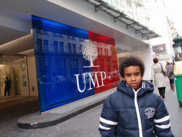 Réunion Handipop UMP.
