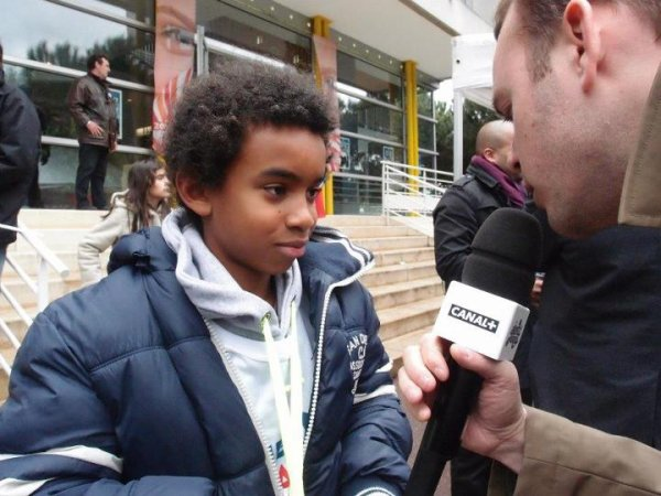 Interview de Canal + William Ombagho de Militant 14 ans UMP