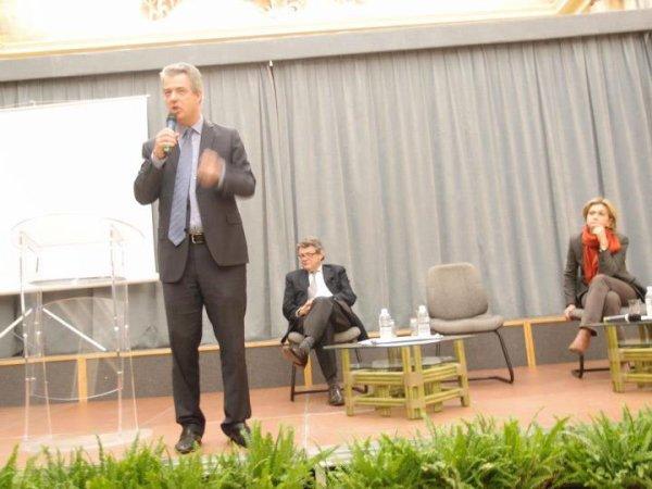 Réunion Publique à Saint-Maur de Ville 2012 Henri PLAGNOL