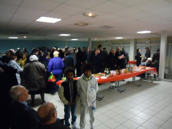 La Galette de Voeux 2013 avec le Maire de Saint-Maur des Fosses