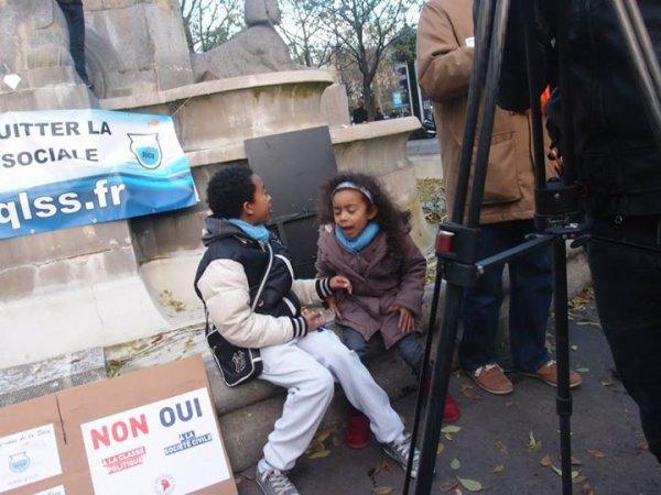 Manifestation nationale : NON au matraquage fiscal ! 2013 - 2014