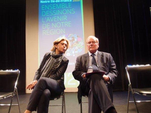 Valérie Pécresse à L'Haÿ-les-Roses : Lancement de l'opération