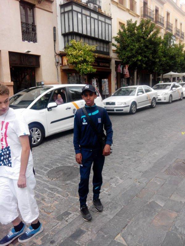 """Wlliam Ombagho, """" Les études de Tourisme en Espagne """""""