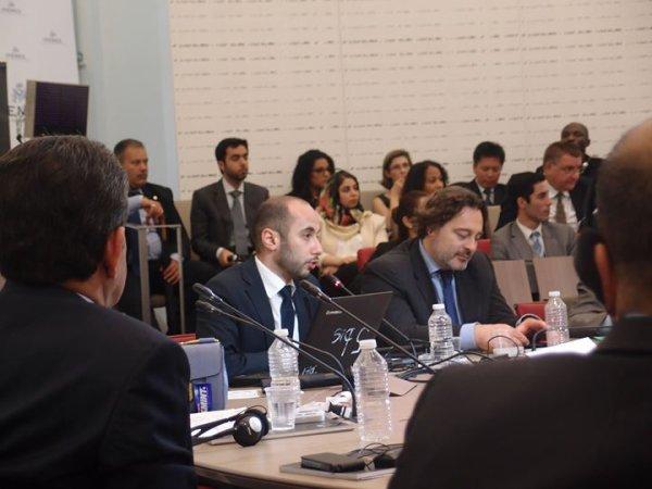 Conférence: « Le Monde Arabe : levier de croissance pour les PME