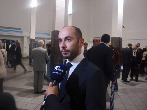 Houssam j. Nassraween President/Founder, Investments Ltd et Arab Business Leaders, interview  Arabic