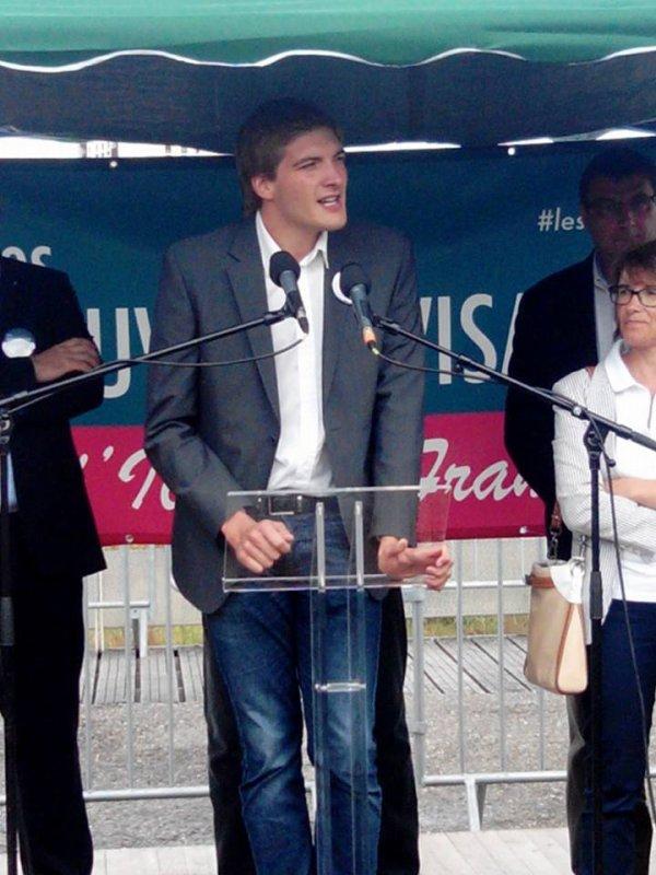 Les nouveaux Visages de l' Ile de France et pique-nique 12h avec Valérie Pécresse, députe des Yvelines