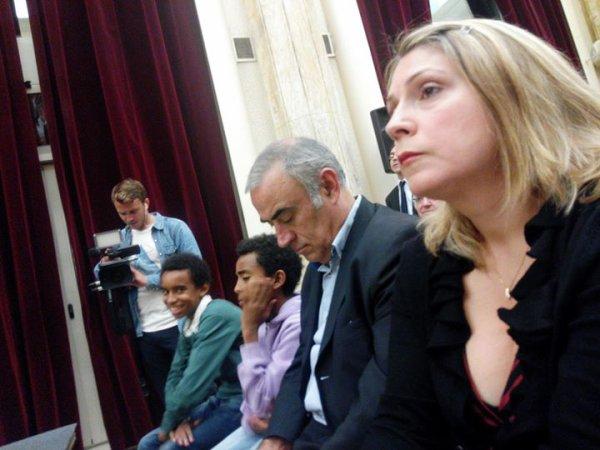 """William Ombagho & kenny Ombagho """" Bruno Le Maire candidat à la Présidence de l' UMP """""""
