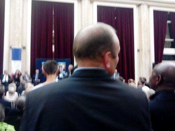 Bruno Le Maire candidat à la Présidence de l' UMP