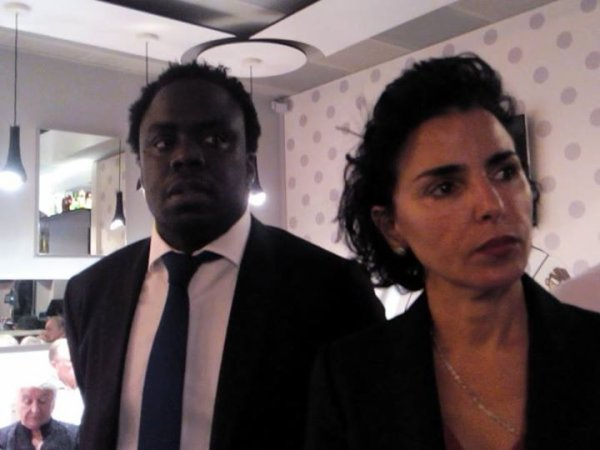 Café de la politique avec Rachida Dati, ancienne ministre de la justice,le maire 7e de Paris et Député Européen