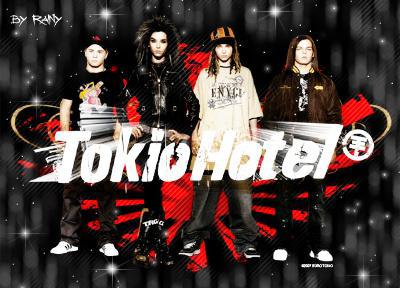 tokio hotel en force!!!!!!!!!!!!!!! 100% th 100%th
