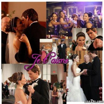 Le mariage de Brooke et Julian.