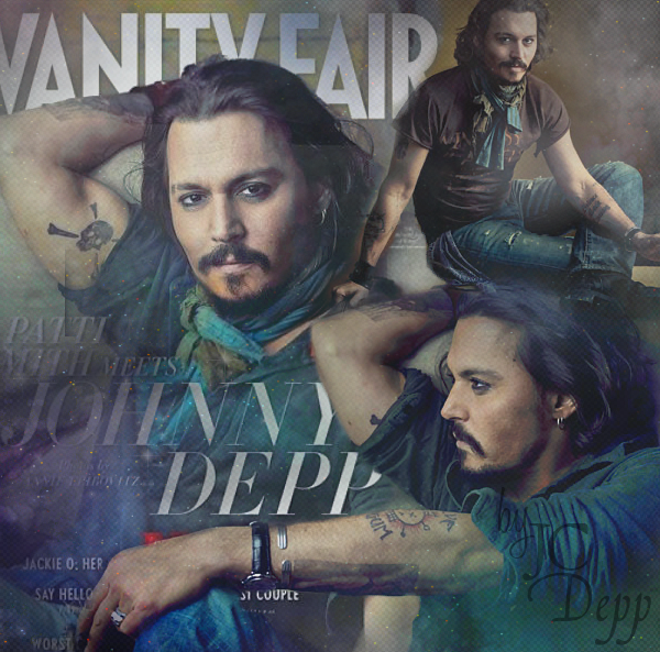 ■ A new photoshoot for Johnny by Vanity Fair   ■ JohnnyChristopherDepp ,  Fanblog | loveblog.