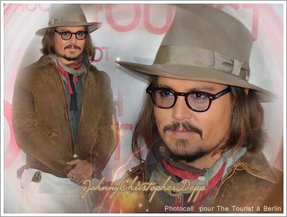 ■ The Tourist in Berlin 14 / 12 / 10   ■ JohnnyChristopherDepp ,  Fanblog | loveblog.